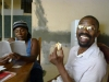 Veneli et Evans membre du comité Haïtien