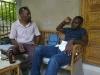 Evans et Abacy membre du comité Haïtien