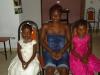 Ciara, Bianka et sa maman