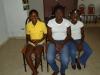 Ketia, Chrislène et leur maman